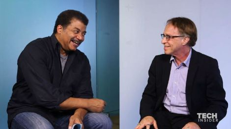 VIDEO-Skeptical-Neil-deGrasse-Tyson-questions-Ray-Kurzweil-about-our-upcoming-future